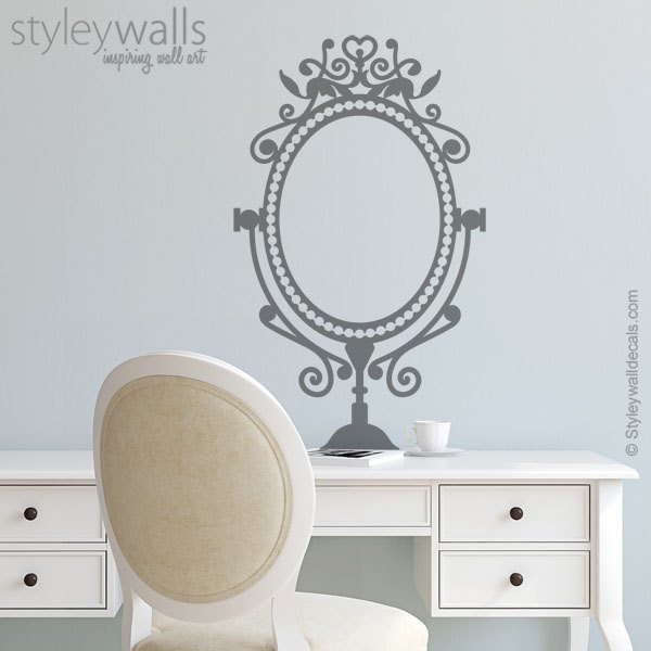 Mirror Wall Decal
