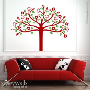 Whimsical Decor Tree