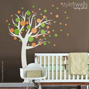 Polka Dots Tree