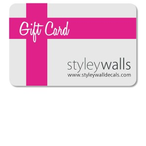 Styleywalls Gift Card