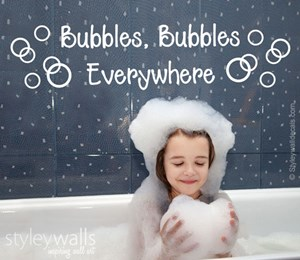 Bubbles Everywhere